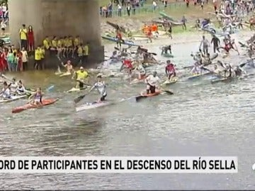 Beatriz Manchón se niega a competir en el descenso del Sella más polémico