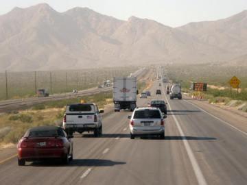Carretera de Nevada, Estados Unidos
