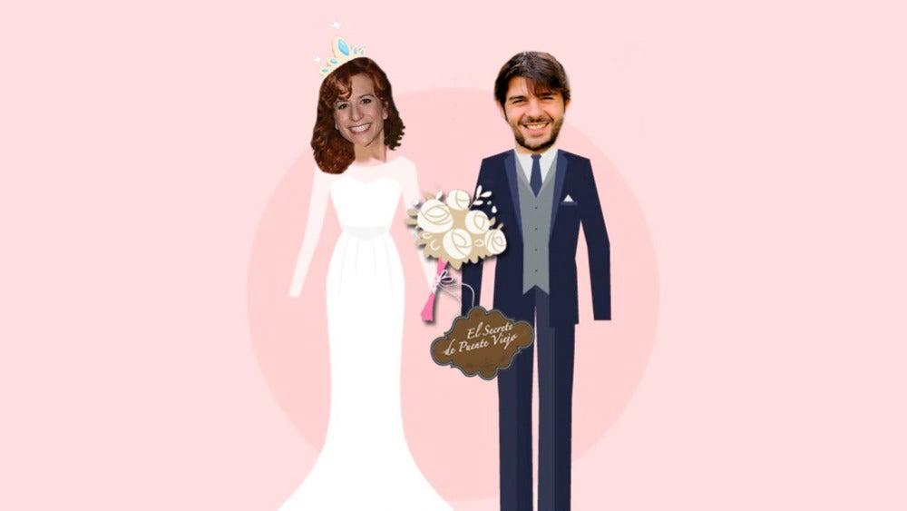 Aniversario de boda de Marta Tomasa y Jordi Coll