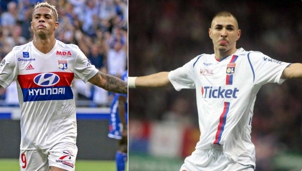 El Lyon compara a Mariano con Benzema
