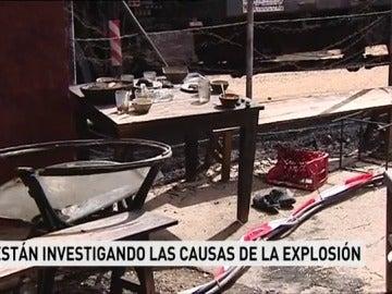 Ocho heridos, cinco de ellos graves, por una deflagración en un hotel de Tarifa