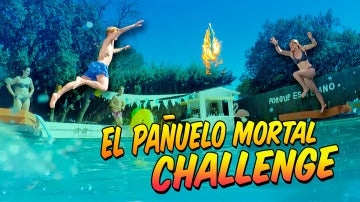 El Pañuelo Mortal Challenge | Roomies Summer Edition 4