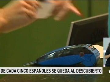 DESCUBIERTOS BANCARIOS EN VACACIONES