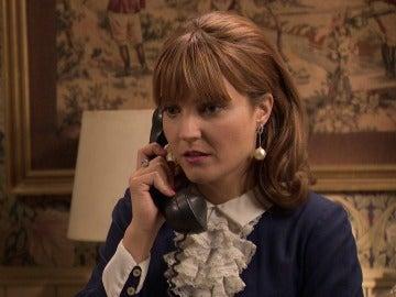 """Mónica: """"Juanita, es ella, por fin la he encontrado"""""""