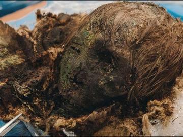 Cabeza de la momia