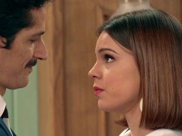 """Martín a María: """"No te voy a olvidar nunca"""""""