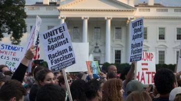 El autor del ataque contra la marcha antifascista de Charlottesville comparece este lunes ante un juez