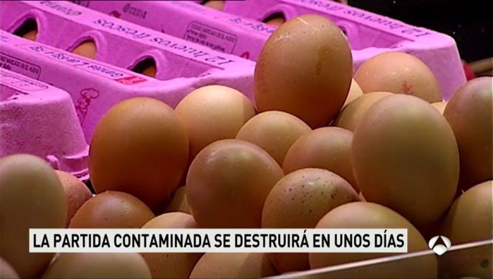La alerta por huevos contaminados con pesticida afecta a diecisiete países