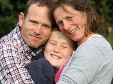 Silas y sus padres