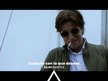 Antena 3 emite la película 'Cuidado con lo que deseas'