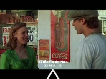 Antena 3 emite la película 'El Diario de Noa'