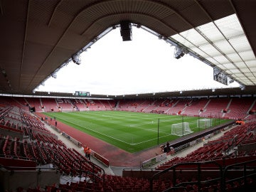 El estadio del Southampton, St. Mary
