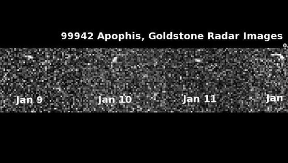 Apophis, el asteroide de grandes magnitudes
