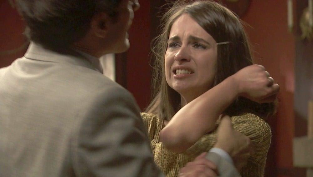 """Beatriz a Aquilino: """"Se acabó lo poco que hubo entre tú y yo"""""""