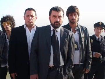 Los actores de 'Los Hombres de Paco' han demostrado que siguen manteniendo una bonita amistad