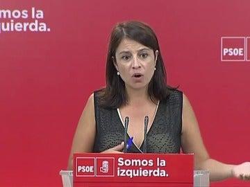 PSOE dice no usa Venezuela como arma arrojadiza y PP le acusa de podemizarse