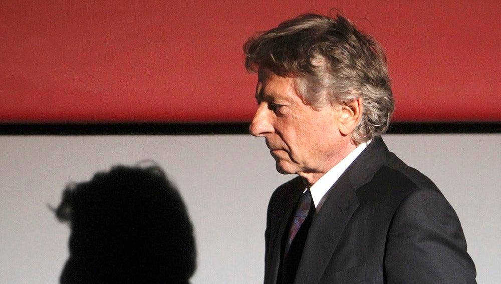 Roman Polanski en una de sus últimas apariciones públicas