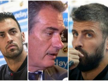 División entre plantilla y directivos del Barcelona