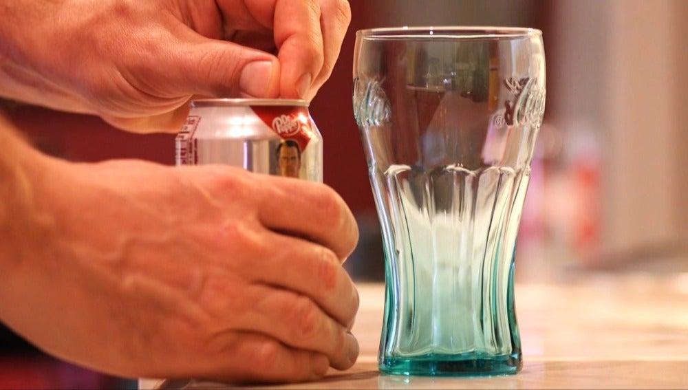 Las bebidas 'light' alteran el metabolismo.