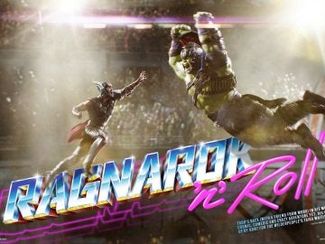 Imagen de 'Thor: Ragnarok'