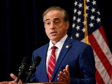 David Shulkin, el secretario de Asuntos de los Veteranos