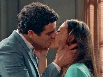 Alba y Rafael se reconcilian