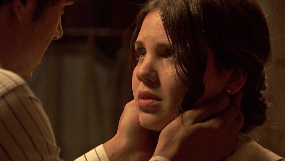 """Matías a Marcela: """"Yo te quiero a ti"""""""