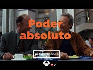 Antena 3 emite la película 'Poder absoluto'