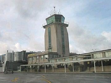 Aeropuerto de Alvedro (A Coruña)