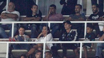 Cristiano Ronaldo en la Supercopa
