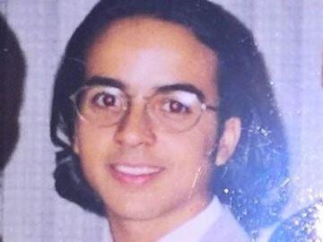 Luis Fonsi adolescente