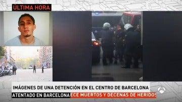 Los Mossos detienen a uno de los terroristas implicados en el atentado de Barcelona