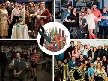 Los protagonistas de las series y programas de Atresmedia se solidarizan con las víctimas del atentado en Barcelona
