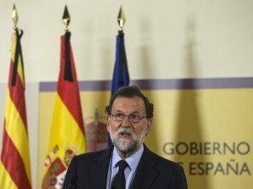 """Rajoy: """"Los españoles vamos a volver a vencer al terrorismo"""""""