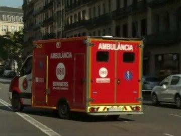 Al menos 13 muertos y 100 heridos en el atentado con una furgoneta en Las Ramblas en Barcelona