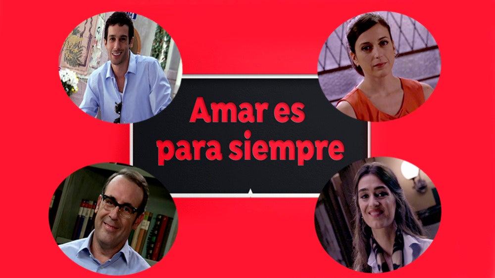 Antena 3 tv los personajes de la sexta temporada de - Antena 3 tv series amar es para siempre ...