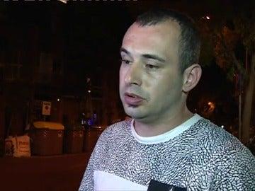 Uno de los heridos en el atropello múltiple de Las Ramblas relata cómo fue arrollado por la furgoneta