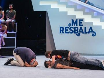El Monaguillo y Jorge Fernández se unen en el coito más especial
