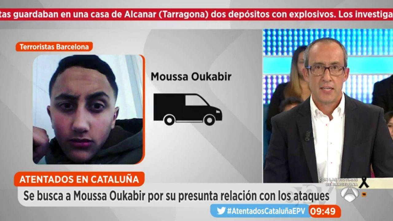 Se busca a moussa oukabir por su presunta relaci n con los for Espejo publico hoy completo