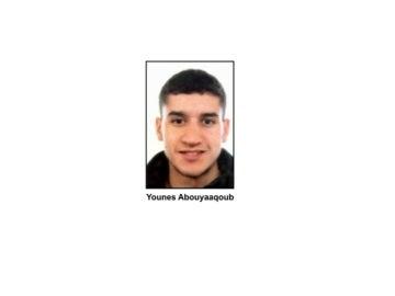 Younes Abouyaaqoub, el presunto terrorista huido
