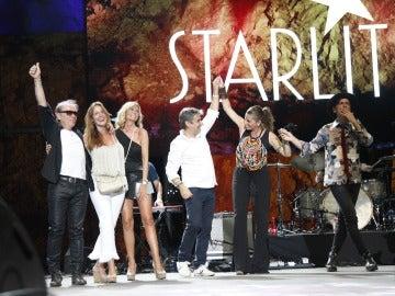 Actuación de 'Noche Movida' en Starlite