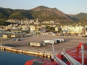 Puerto de Igumenitsa