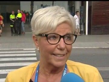 Sanitarios jubilados atienden a las víctimas de los atentados en Cataluña