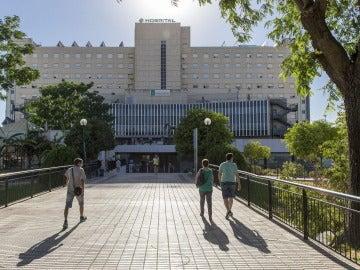 Hospital Universitario de Valme en Sevilla