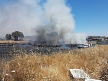 A prisión por provocar doce incendios en Cáceres en los últimos tres años
