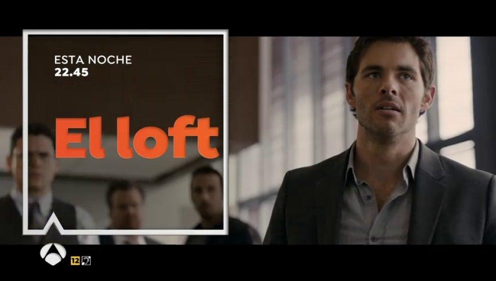 Antena 3 emite la película 'El Loft'