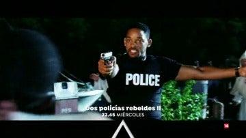 Martin Lawrence y Will Smith protagonizan 'Dos policías rebeldes 2'