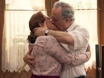 """Pelayo a Fuen: """"Siempre te voy a llevar en mi corazón"""""""