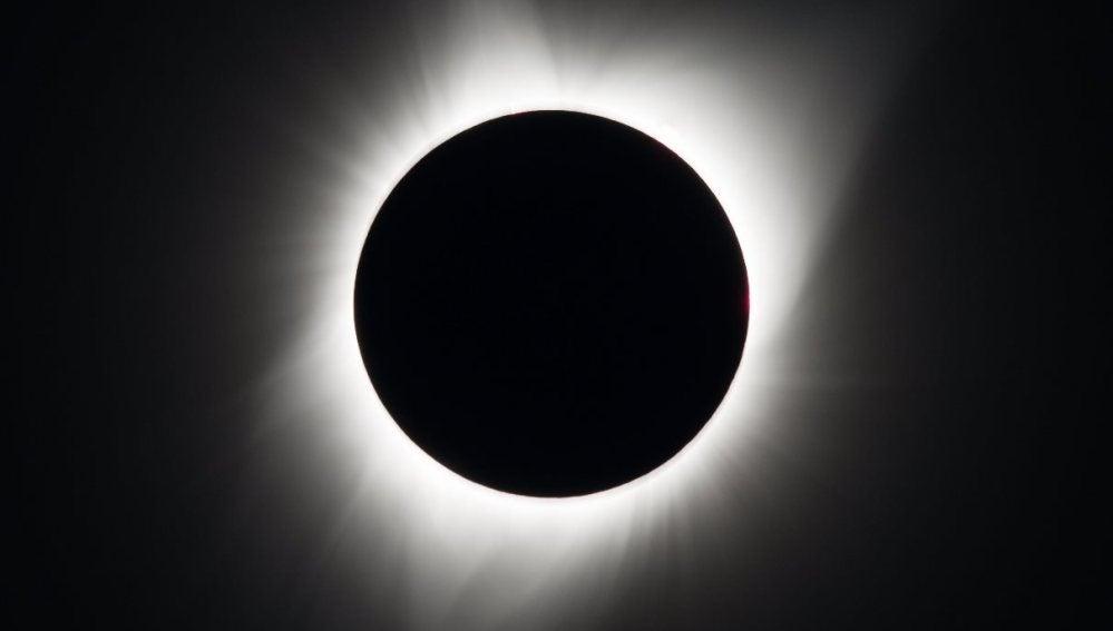 Un eclipse solar