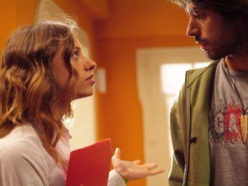 Sara será alejada de Lucas por su madre